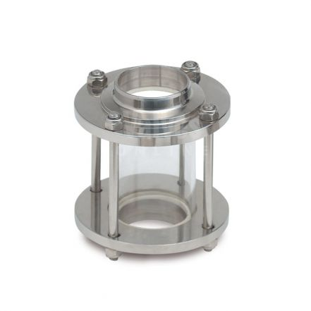 Inoxpa 8000 Hygienic Tubular Sight Glass