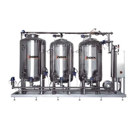 Inoxpa CIP ph Skid Mounted Units