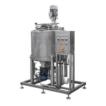 Inoxpa CMC Mixing Unit