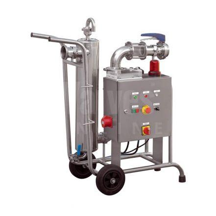 Inoxpa Deaerating Flowmeter