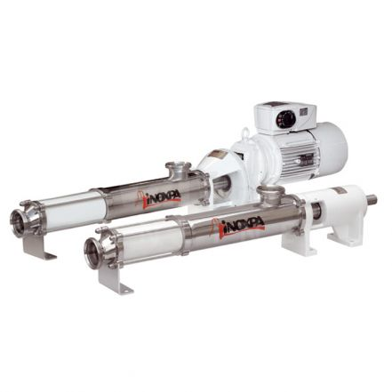 Inoxpa KIBER KS/KSF Progressive Cavity Pump