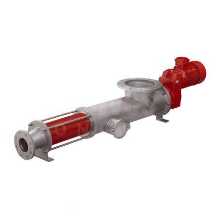 Inoxpa KIBER NTE TUB Progressive Cavity Pump
