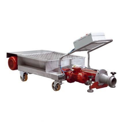 Inoxpa KIBER NTEA Pump with Feeder