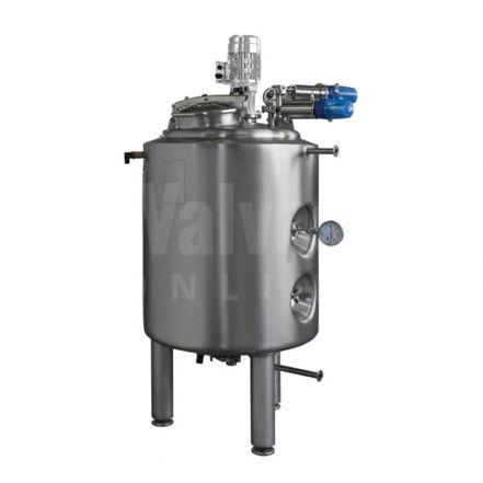 Inoxpa MFL Maturing / Fermenting Unit