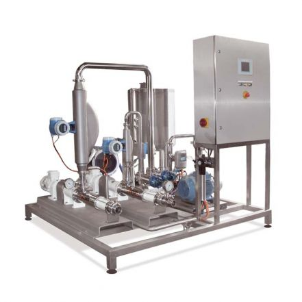 Inoxpa SLES Dilution System