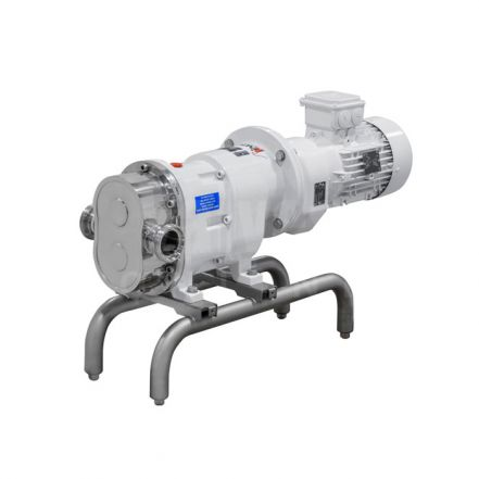 Inoxpa TLS Close-coupled Rotary Lobe Pump
