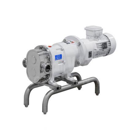 Inoxpa TLS Close-coupled Rotary Lobe Pump