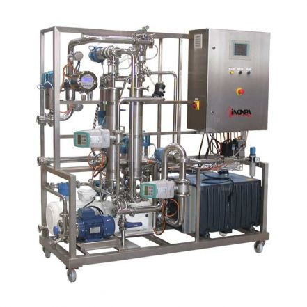 Inoxpa WineBrane Gas Adjustment System