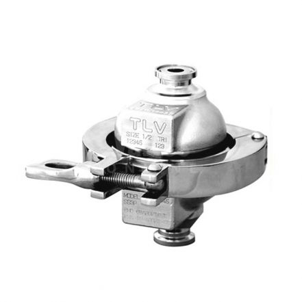 TLV SS3P Tri-Clamp Free Float Clean Steam Trap