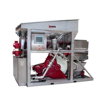 Inoxpa CGR Compact Grape Reception Unit