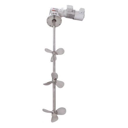 Inoxpa CXC Agitators with Mechanical Seal
