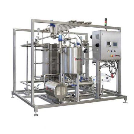 Inoxpa HTST Pasteuriser