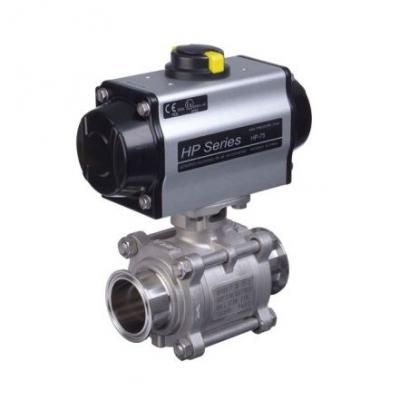 HS Actuated Ball Valves